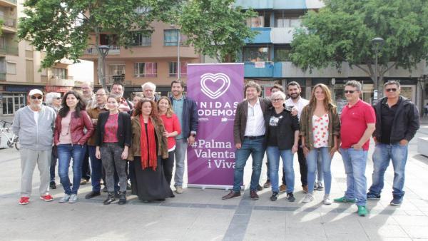 AMP.- 26M.- Jarabo centra su discurso en 'la dificultad de los ciudadanos para acceder a la vivienda' en Baleares