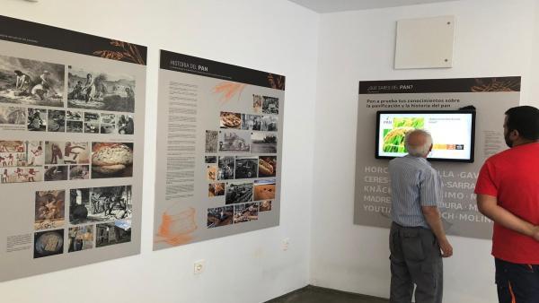 Granada.- Abre sus puertas en Órgiva el Centro de Interpretación del Pan