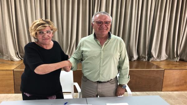 PSIB y EL PI firman un acuerdo en Alcúdia que otorga la alcaldía a Bàrbara Rebassa durante tres años