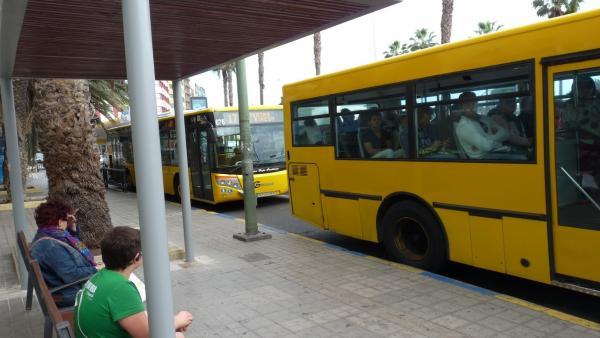 Parada de Guaguas Municipales