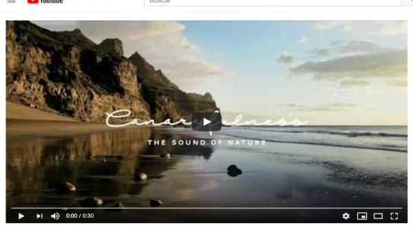 Canarias se promociona en YouTube y Spotify con siete melodías para practicar 'mindfulness'