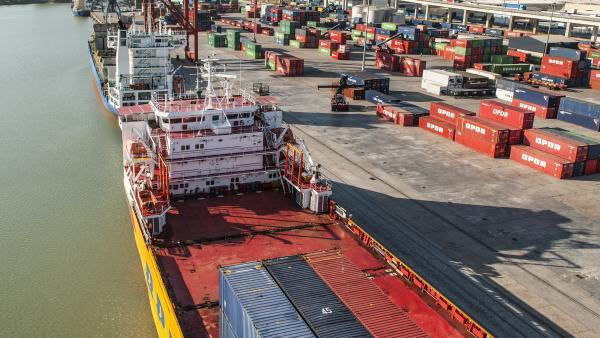 Sevilla.- UPA y regantes piden que el dragado licitado por el Puerto sea de 'mantenimiento' y no uno 'en profundidad'