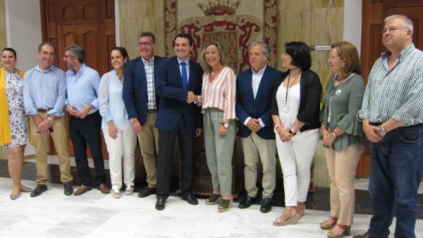 Córdoba.- 26M.- El PP se queda con Urbanismo, Hacienda, el Imdeec e IMAE y Cs, con Servicios Sociales, Turismo y Sadeco