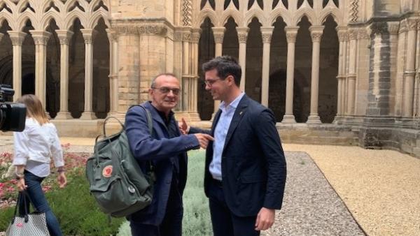 ERC y JuntsxLleida firman la investidura del republicano Pueyo con la voluntad de gobernar en coalición