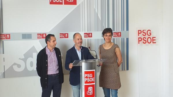 Los socialistas de Pontevedra pedirán al PSdeG que el próximo presidente de la Fegamp sea un alcalde de la provincia