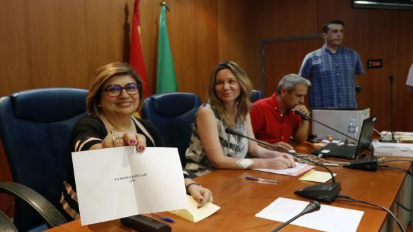 Málaga.- 26M.- El PP y el PSOE se repartirán dos años cada uno la Alcaldía de Tolox