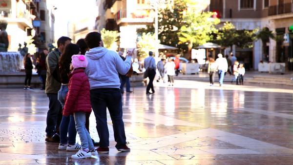 El gasto de los turistas extranjeros en la Comunidad Valenciana aumenta un 4,4% en el primer trimestre