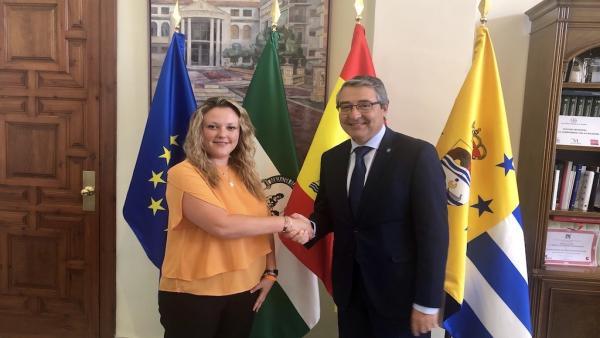 Málaga.- 26M.- Salado destaca el 'gran pacto' en Rincón de la Victoria que 'dará estabilidad' los próximos cuatro años
