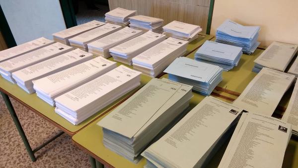 Almería.-26M.- PP y Vox avanzan hacia un gobierno de coalición en El Ejido que daría concejalías al partido de Bonilla
