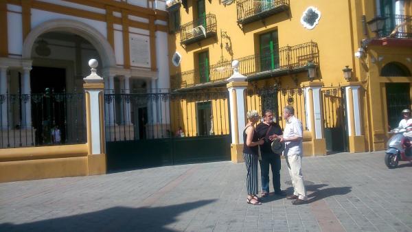Asociaciones Memorialistas piden a la Junta andaluza que actúe 'de oficio' por la tumba del golpista Queipo de Llano