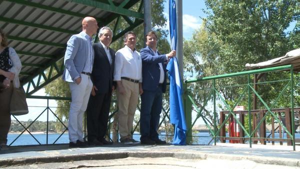 +++Eptv: La Playa De Interior Y El Puerto Deportivo De Orellana Lucen Un Año Más Su 'Bandera Azul'