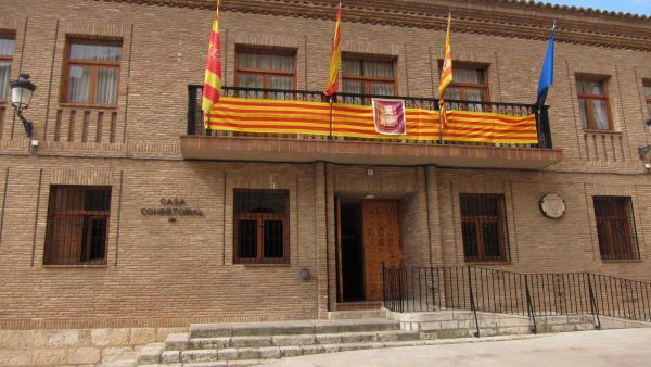 Ayuntamiento de Daroca (Zaragoza)