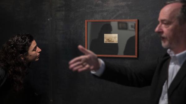 La fotografía como elemento artístico y periodístico centra talleres de la exposición del legado de Albasini en la DPH