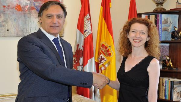 García Carbayo (PP) será el alcalde y Ana Suárez (Cs), primer teniente de alcalde en el Ayuntamiento de Salamanca