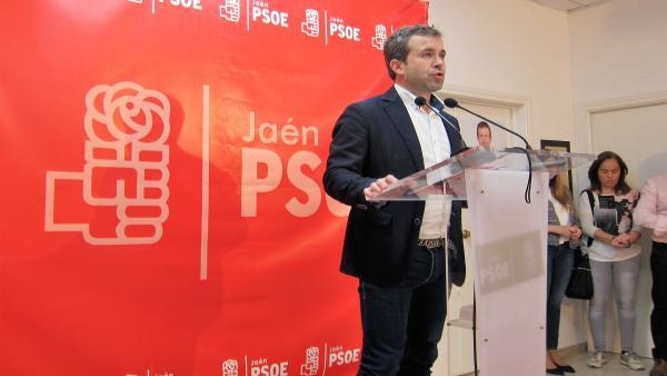Jaén.- 26M.- PSOE rechaza petición de Cs de repartir la Alcaldía, pero se abre a retomar contactos para gobierno estable