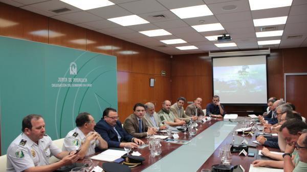 Cádiz.- La Junta destina 16,7 millones de euros al Plan Infoca en la provincia de Cádiz