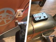 Dispositivo de la bicicleta estática que apaga Netflix si se deja de pedalear