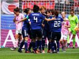Japon vence a Escocia en el Mundial de Francia