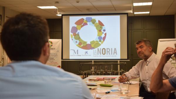Málaga.- La Noria participa en el estudio sobre los nuevos modelos económicos del Comité Económico y Social Europeo