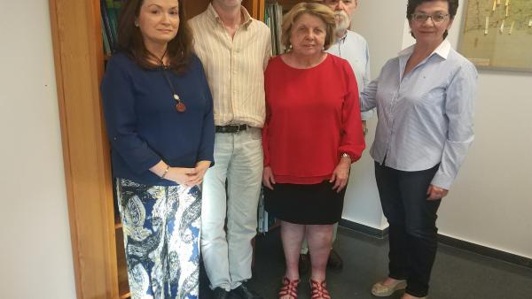 Huelva.-Un estudio de la mortalidad de cáncer en Huelva y Portugal, primer premio en el XV Congreso de Salud Ambiental
