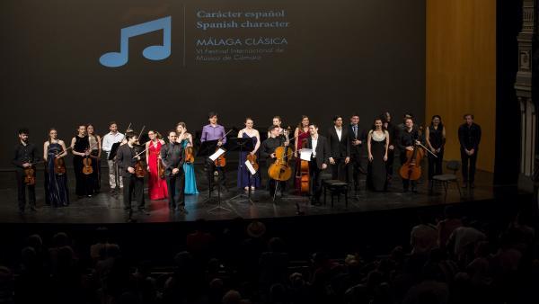 Málaga.- Los contrastes dramáticos del Romanticismo abren este martes una nueva edición de Málaga Clásica