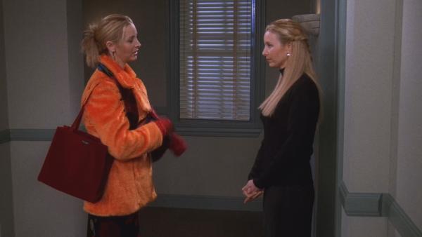 Phoebe y Ursula Buffay