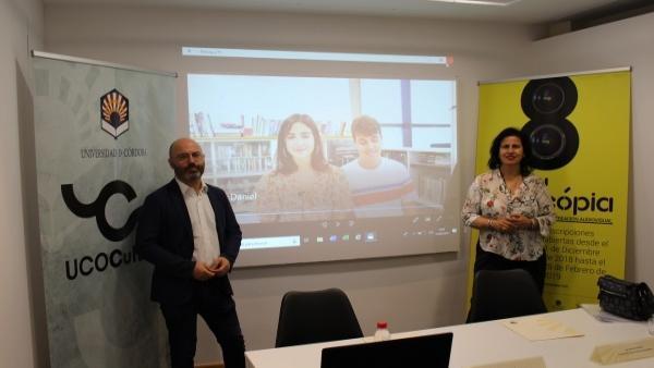 Córdoba.- 'Acero y pólvora', de Cora Cuenca, elegida mejor obra audiovisual andaluza en Suroscopia 2019