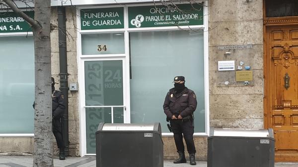 AMP.- El dueño del grupo funerario El Salvador sale de prisión tras garantizar fianza hipotecaria de 800.000 euros