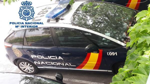 Granada.- Sucesos.- Detenido tras una espectacular persecución un joven que habría entrado en una casa a robar en Motril