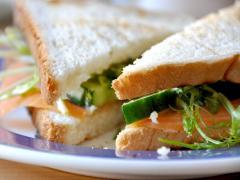 Sandwich Reino unido listeria