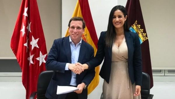 PP y Ciudadanos sellan un acuerdo para el Ayuntamiento de Madrid