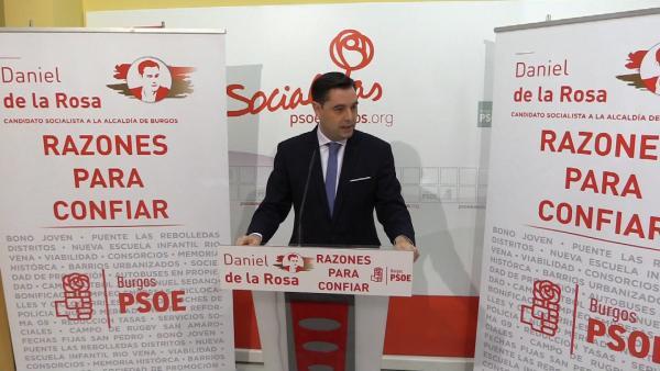 Daniel de la Rosa.