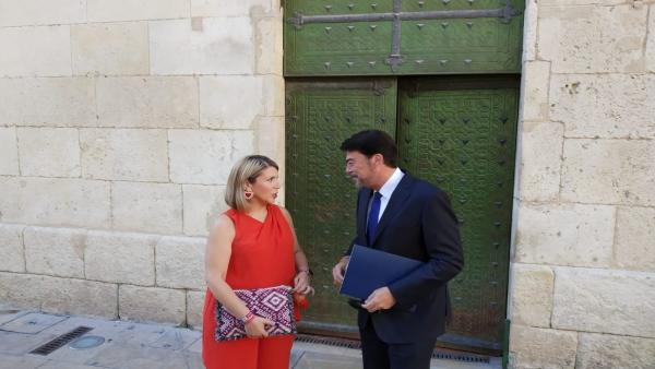 AV.- Alicante.- Barcala obtiene la reelección como alcalde en segunda votación como candidato del partido más votado