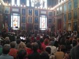 José Hila (PSIB) asume la Alcaldía de Palma tras un acuerdo con MÉS y Podemos