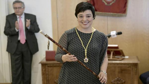 Pilar Zamora (PSOE) revalida la Alcaldía de Ciudad Real para los próximos dos años cumpliendo el pacto con Cs