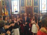 Hila: 'En Palma cabemos todos, seré el alcalde de todo el mundo'