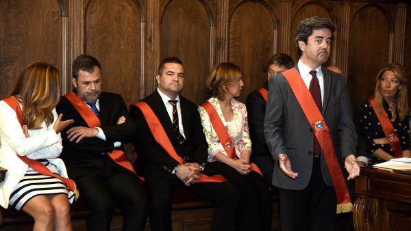 Burgos: Alcalde socialista por obra y milagro de Vox