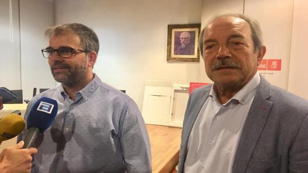 26M.-Oviedo- Wenceslao López (PSOE) Lamenta Que Cs Se Haga 'Cómplice' De La 'Destrucción' Y La 'Indecencia' Del PP
