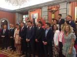 Vox se salta el acuerdo nacional 'a conciencia y pensando en Burgos' y favorece la investidura del candidato del PSOE