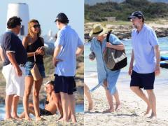Rajoy, en Formentera