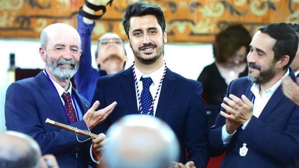 Yeray Gutiérrez (PSOE), alcalde de La Laguna con los votos de Unidas Podemos y Avante