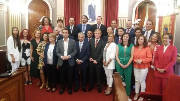Ciudadanos contará con varias concejalías en Badajoz con un 'peso importante' y Vox reclama limpieza y parques