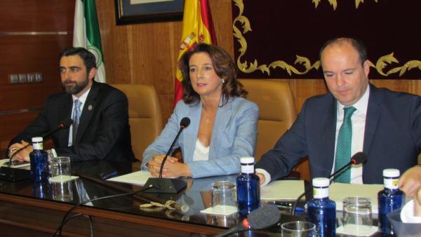 Málaga.- 26M.- Antonia Ledesma toma posesión como alcaldesa de Alhaurín el Grande