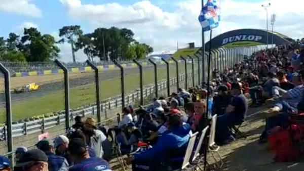 Más de 160.000 personas en las 24 horas de Le Mans