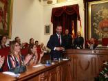 Alicante.- PSPV y Compromís reeditan su pacto y dan la alcaldía de Elche al socialista Carlos González