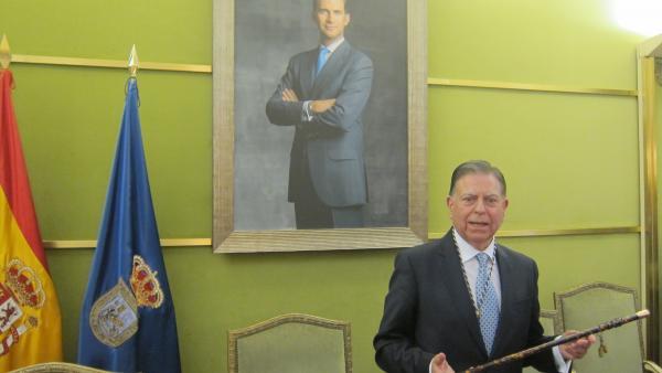 Oviedo.- Alfredo Canteli recupera la Alcaldía para el PP con los votos de Ciudadanos