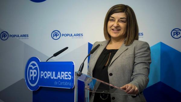 Buruaga (PP) hace un 'balance positivo' del peso de su partido en los ayuntamientos, con 30 alcaldías