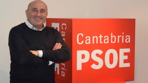 Agustín Molleda, PSOE Cantabria