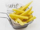 """Patatas fritas """"light"""""""