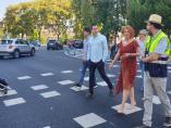 Sevilla.- Concluye la repavimentación de la Avenida de las Ciencias con una inversión de 640.000 euros